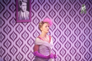 Susannah de Wrixon as Susan in Alice in Funderland by Phillip McMahon and Raymond Scannell. Photography Richard Gilligan.