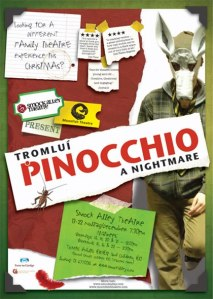 Pinocchio, Smock Alley until Dec 22