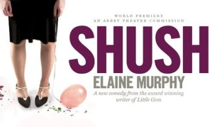 Shush by Elaine Murphy, premiered at the Abbey Theatre in 2013