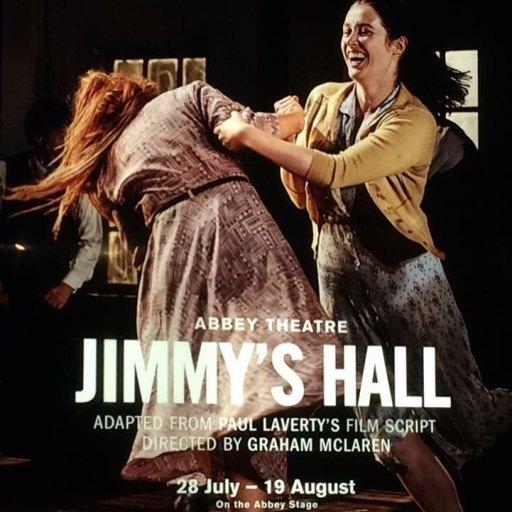 JimmysHallPoster