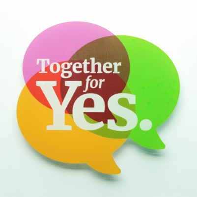 TogetherForYes